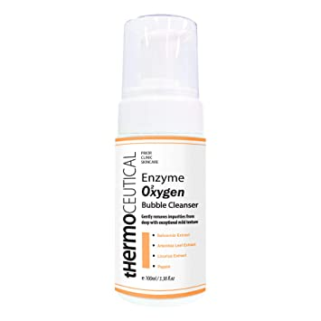 Amazon.com: tHermoceutical Enzyme Oxygen Bubble Facial Cleanser ...