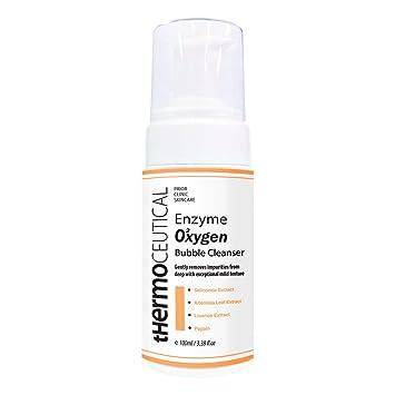 Amazon.com: THermoceutical Enzyme Oxygen - Limpiador facial ...