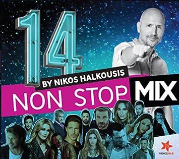 non stop mix 8 by nikos halkousis
