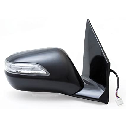 Amazoncom Fit System H Acura MDX Passenger Side OE Style - Acura mdx side mirror replacement