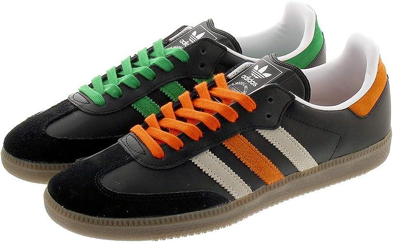 adidas orange samba