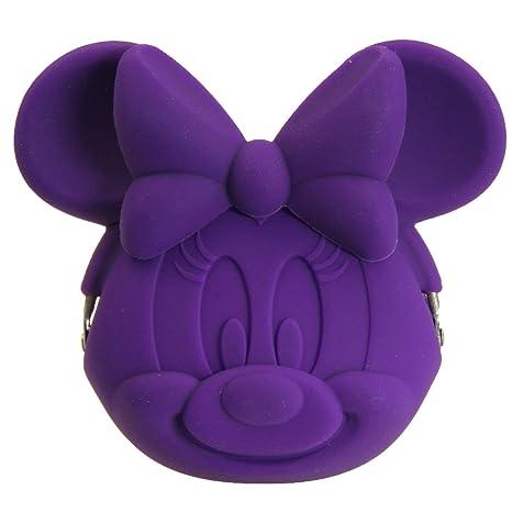 Cartera Pochi Mickey Mouse – Lila