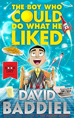 book cover of The Boy Who Could Do What He Liked