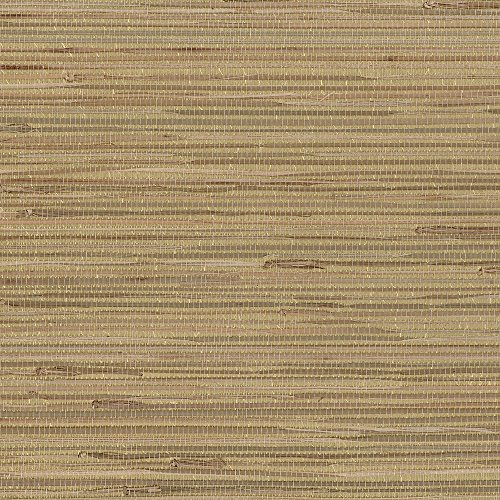 - Manhattan comfort NW488-441 Kennedy Series Boodle Woven Grass Cloth Design Large Wallpaper Roll, 36