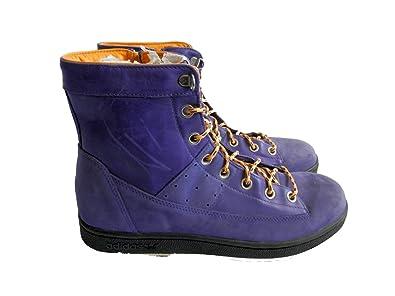 ADIDAS ORIGINALS STIEFEL Damen Boots Gr. DE 42 Leder schwarz