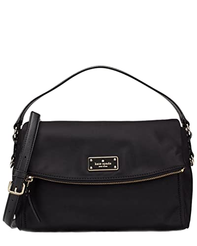 Amazon.com  Kate Spade New York Blake Avenue Miri Handbag Satchel Shoulder  Bag (Black)  Shoes c8f6c13adb719