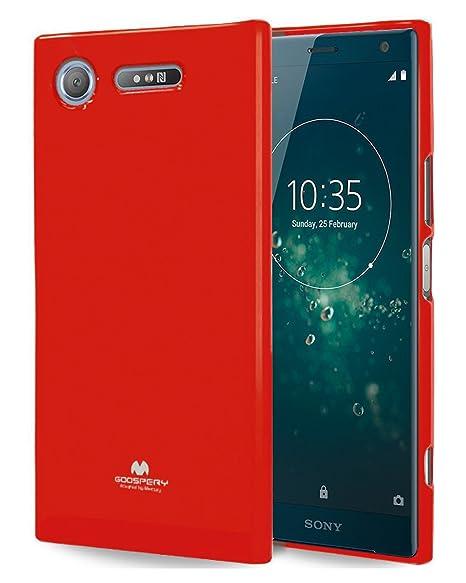 Funda para Sony Xperia XZ Premium, [Delgada Flexible] Gelatina de Perla Carcasa [Ajuste Perfecto ] [Ligero TPU ] Tapa de Parachoques Premium (XZ ...