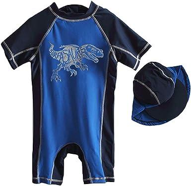 Yober Baby Girls Swimsuit Swimwear Rash Guards