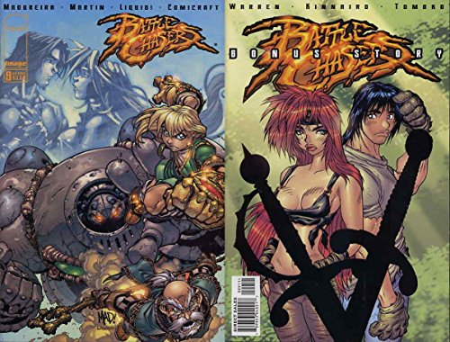 Battle Chasers #9 FN ; Image comic book