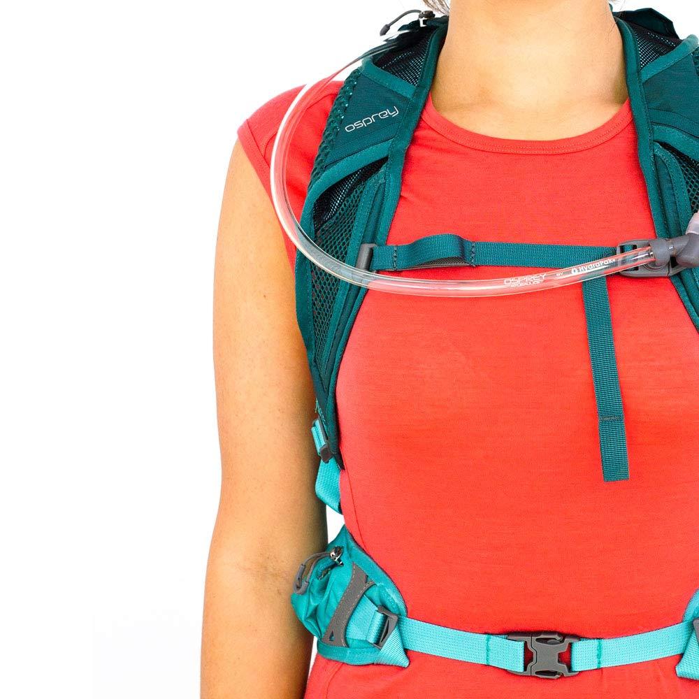 Osprey Salida 12 Hydration Pack with 2.5L Hydraulics LT Reservoir Femme