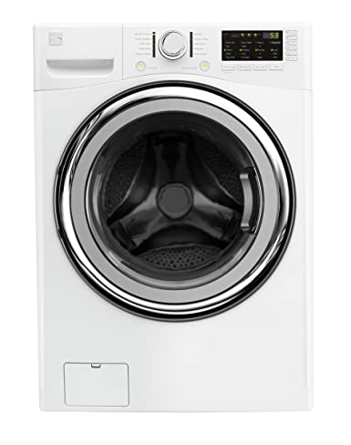 kenmore front load washer. Kenmore 41302 4.5 Cu Ft. Front Load Washer With Steam And Accela Wash In White T