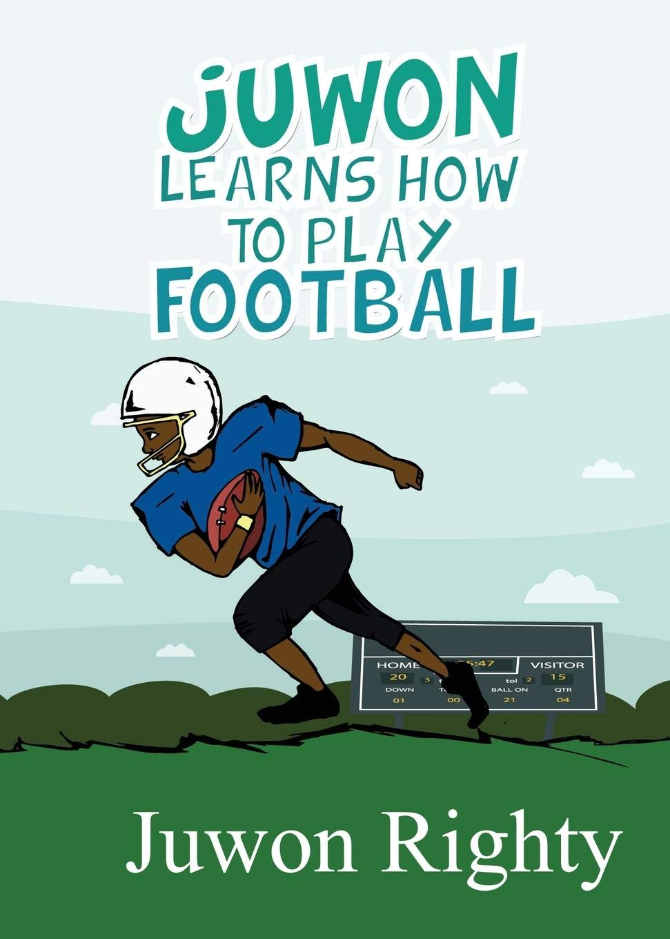 Download Juwon Learns How to Play Football PDF