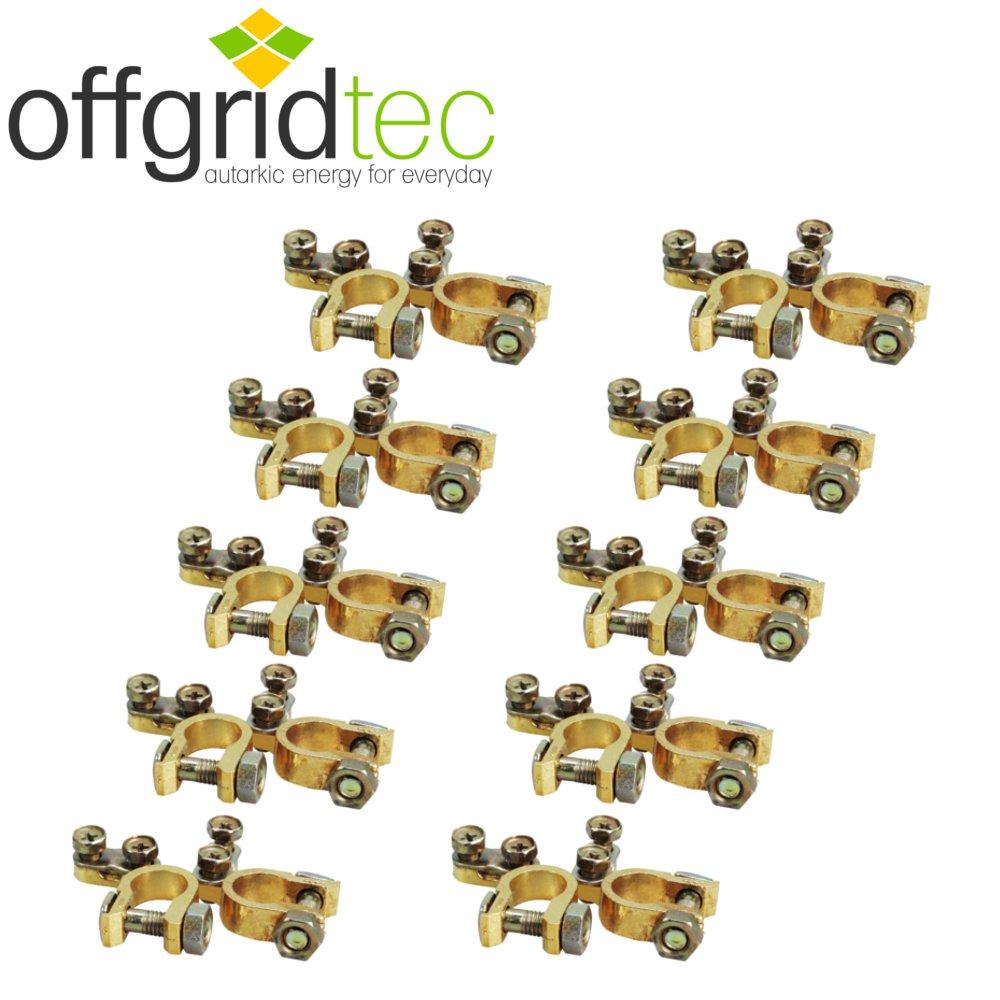 Offgridtec® - Morsetti per batteria Plus e Minus Offgridtec GmbH