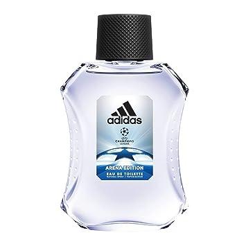 Arrepentimiento Subdividir Departamento  Amazon.com : Adidas UEFA Champions League Arena Edition Eau de Toilette  Spray for Men, 3.4 Ounce : Beauty