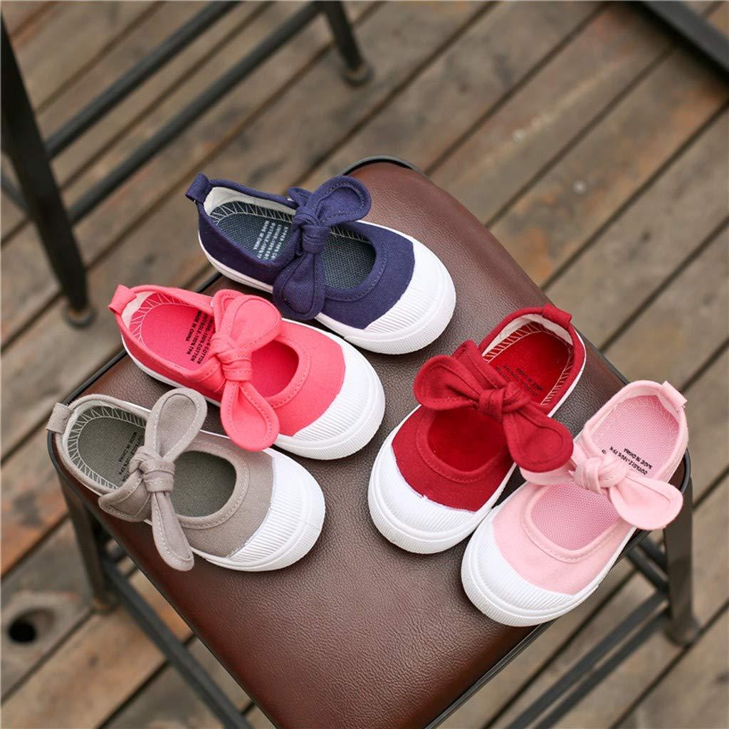 Amazon.com: Moonker - Zapatos planos para niñas de 1 a 6 ...