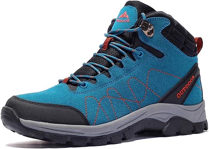Herren Winter Sport Schuhe Wanderschuhe Trekking Outdoor Warm Turnschuhe Sneaker
