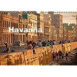 Havanna (Wandkalender 2016 DIN A4 quer): 13 Fotos aus der kubanischen Hauptstadt (Monatskalender, 14 Seiten) (CALVENDO Orte)