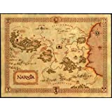 Narnia Map Mini Poster #01 11x17