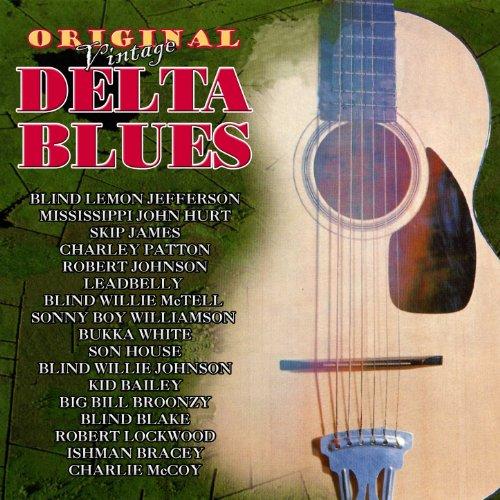 Original Vintage Delta Blues