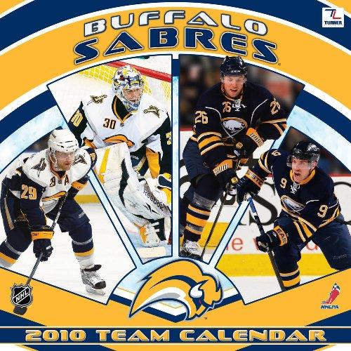 - Buffalo Sabres 2010 Wall Calendar