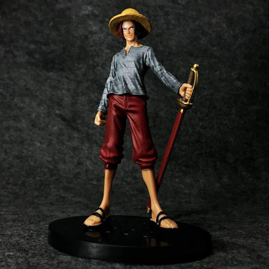 JSFQ Toy Statue Toy Model Cartoon Character Gift Crafts Regalo di Compleanno 17 CM Statua del Giocattolo