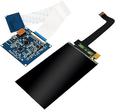 Amazon.com: ETbotu LS055R1SX03 - Pantalla LCD de 5,5 ...