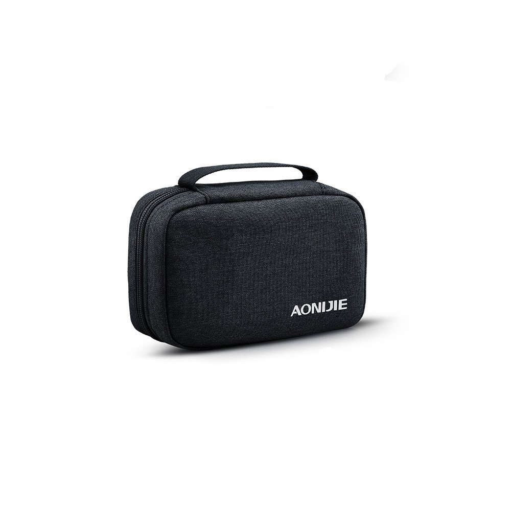 Amazon.com   Travel Outdoor Wash Bag Waterproof Storage Bag Female Travel  Portable Bath Bag Travel Cosmetic Bag (navy)   Beauty 431e66ab1576f