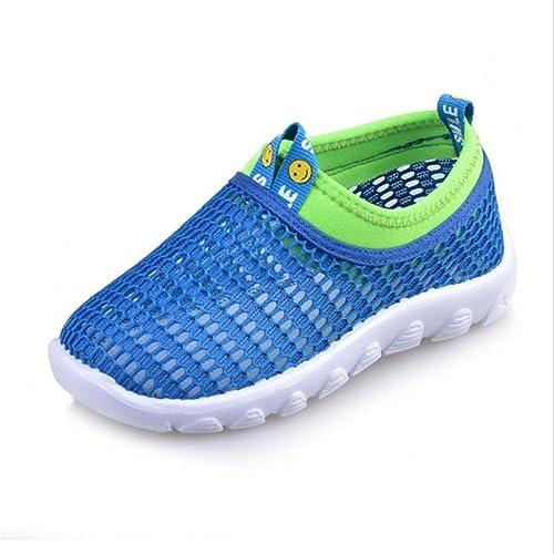 3a91bfd64b46eb Kinder Schuhe Sportschuhe Mesh Schuhe Laufschuhe Sommer Sandalen Sneakers