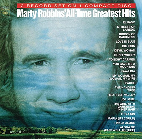 MARTY ROBBINS - All Time Top 100 #1 Country Classics - Zortam Music