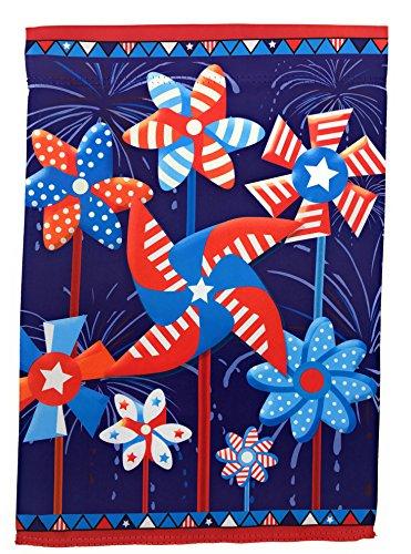 """Lantern Hill Premium Garden Flag Yard Decoration; 12"""" x 18"""";"""