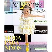 Revista Patrones Infantiles nº 12. Patrones de costura