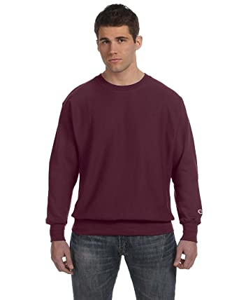 461548ff3 Amazon.com: Champion Men's Men' Reverse Weave Fleece Crew: Clothing
