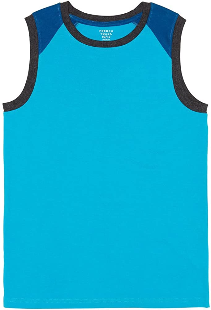 French Toast Boys Sleeveless T-Shirt Muscle Tee