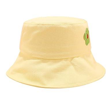 Qiiueen Sombrero De Mujer, Sombrero De Pescador, Visera De Flores ...