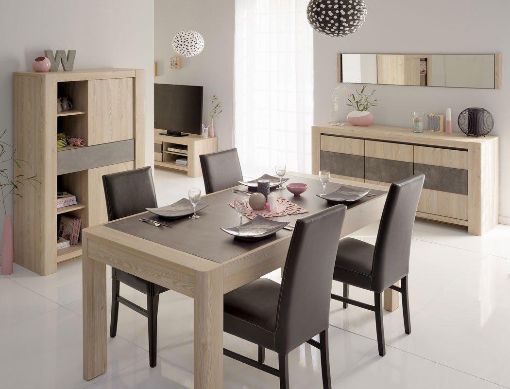 Highboard gnstig kaufen affordable parisot esszimmer luneo highboard portofino grey dekor with - Schrank esszimmer ...