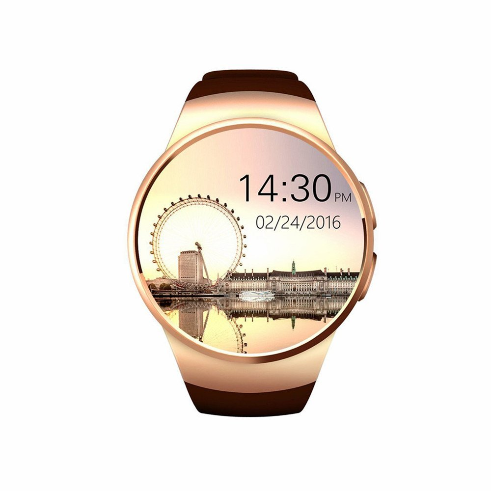 Max Explorer KW18 Smart Watch with Heart Rate Monitor The ...