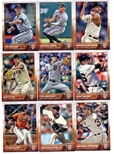 Topps Francisco Champions Including Bumgarner product image