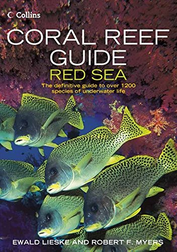 Coral Reef Guide Red Sea (Coral Of Sea The)