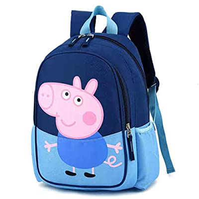Backpack Cartoon Painting Upgrade for Kids Children's Boy Girls Kindergarten School Book Bag | Kids' Backpacks
