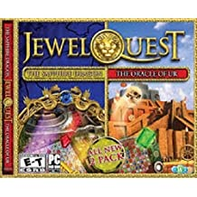 Jewel Quest 2 Game Pack the Sapphire Dragon + the Oracle of Ur (Pc Video Game)