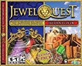 puzzle quest 2 pc - Jewel Quest 2 Game Pack the Sapphire Dragon + the Oracle of Ur (Pc Video Game)