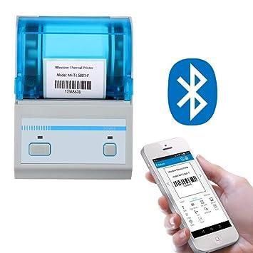 Thermal printer Impresora de Etiquetas Impresora térmica de ...