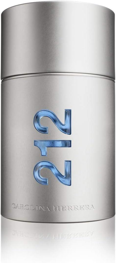 Carolina Herrera 212 Men Agua de Tocador Vaporizador - 50 ml