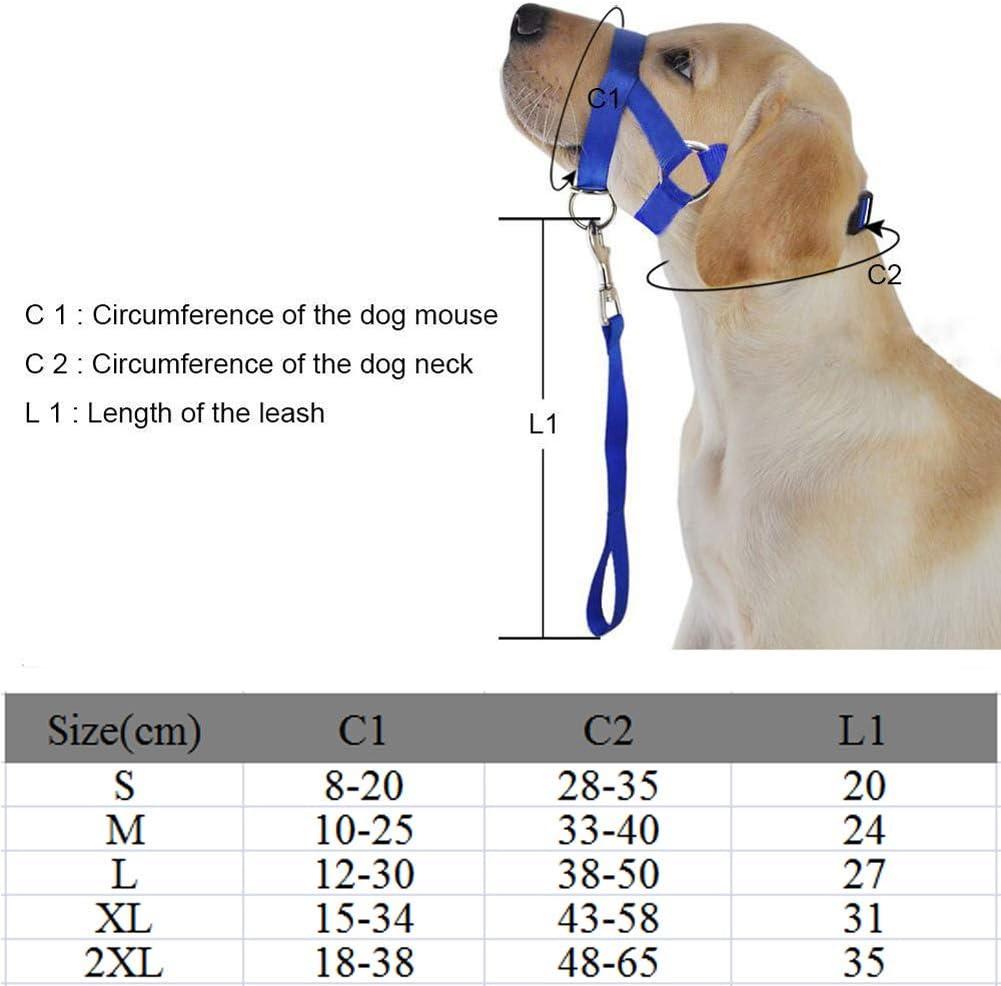 LSTDD Au Dogalter Halter para Perros Halti Training Head Collar ...