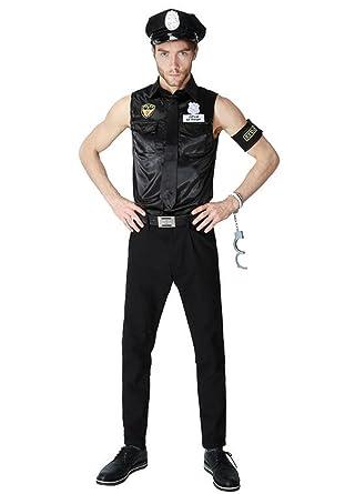 Amazon.com: Disfraces de hugguh adulto Hombres Disfraz ...