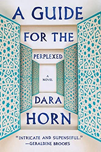amazon com a guide for the perplexed a novel 9780393348880 dara rh amazon com Guide for the Perplexed Maimonides Perplexed in the Bible
