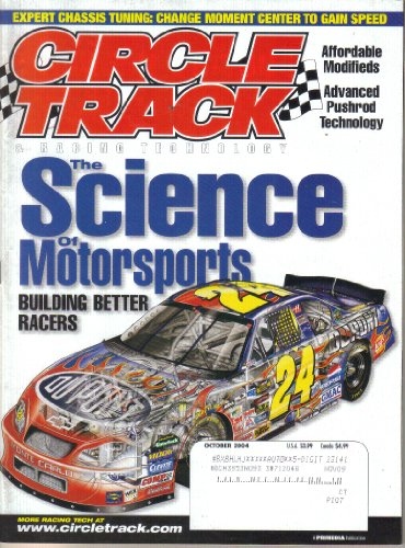 Circle Track & Racing Technology Magazine, Vol. 23, No. 10 (October, 2004) (ISSN: ()