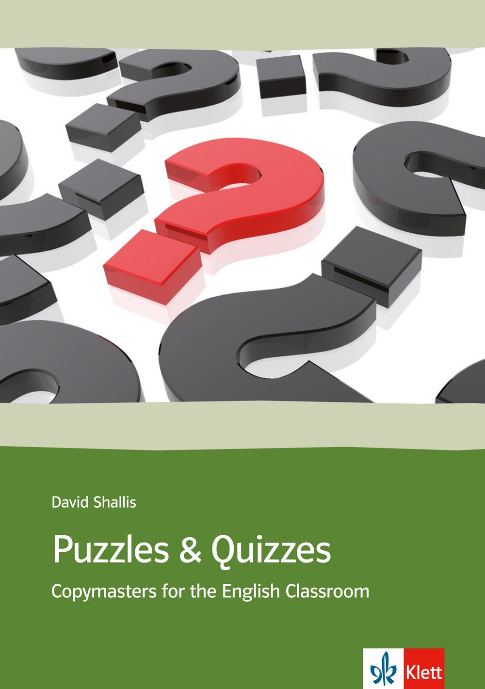 Puzzles & Quizzes: Copymasters for the English Classroom