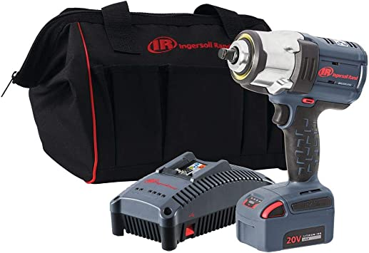 "2 Battery Kit w//FREE 1//2/"" Cordless Drill Driver New! ½ IQV20 Impact Wrench"