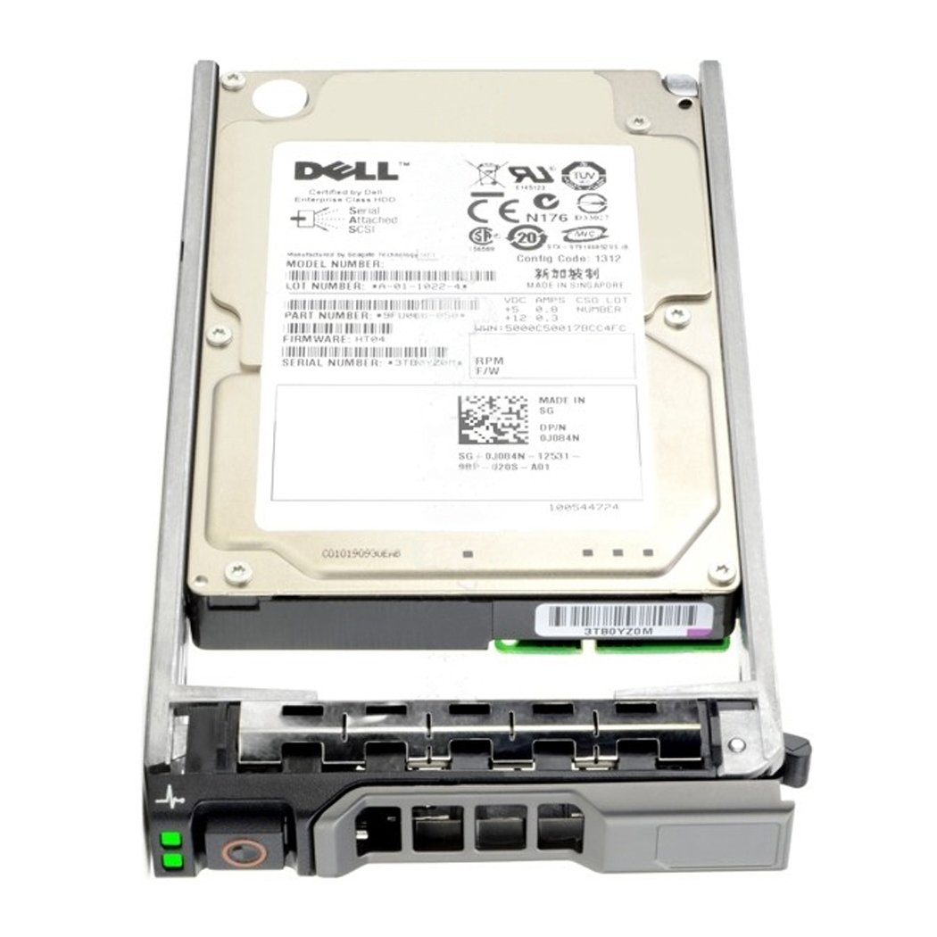 Dell 990FD - 600GB 2.5'' SAS 15K 6Gb/s HS Hard Drive by Dell